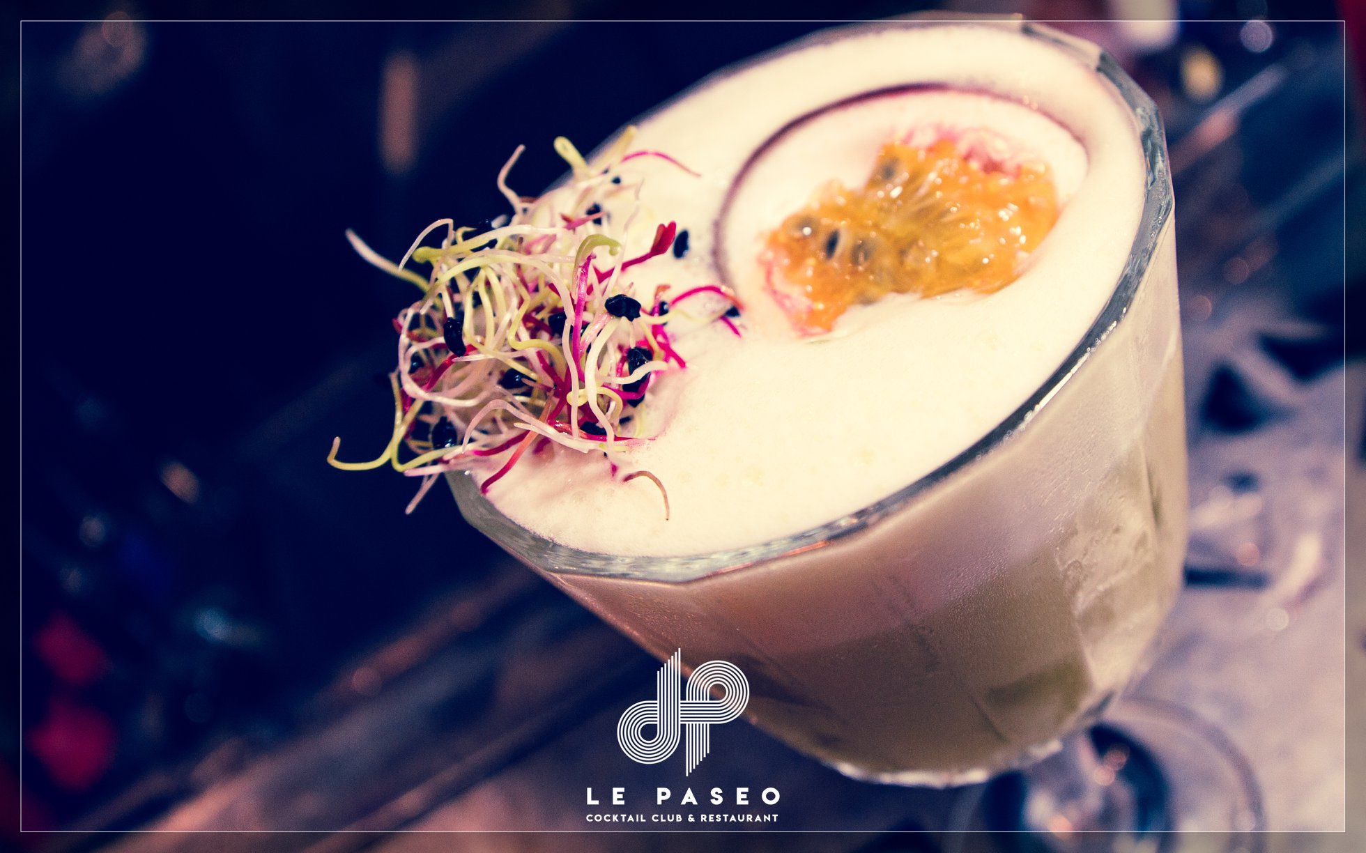 Le Paseo - Cocktail club